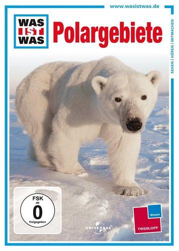 DVD Was ist Was - Polargebiete  TV-Serie  OVP & NEU