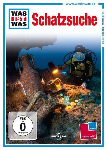 DVD Was ist Was - Schatzsuche  TV-Serie  OVP & NEU