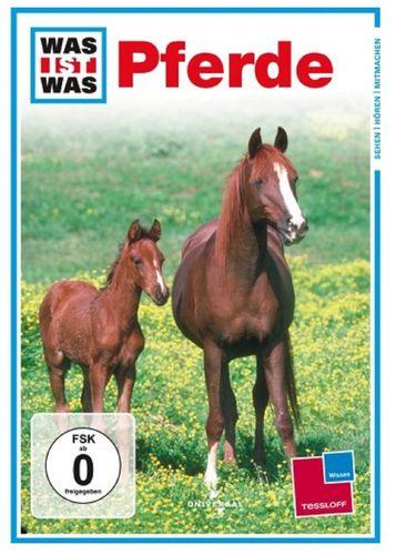 DVD Was ist Was - Pferde  TV-Serie  OVP & NEU