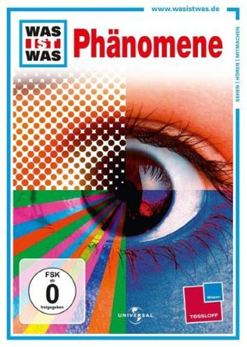 DVD Was ist Was - Phänomene  TV-Serie  OVP & NEU