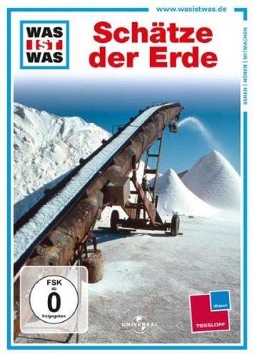 DVD Was ist Was - Schätze der Erde  TV-Serie  OVP & NEU