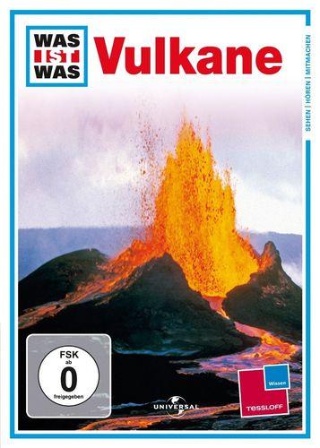 DVD Was ist Was - Vulkane  TV-Serie  OVP & NEU