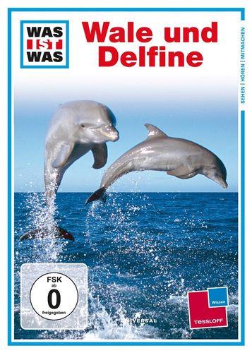 DVD Was ist Was - Wale und Delfine  TV-Serie  OVP & NEU