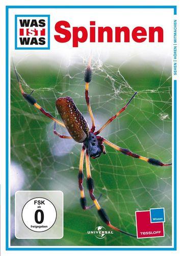 DVD Was ist Was - Spinnen  TV-Serie  OVP & NEU