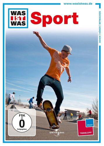 DVD Was ist Was - Sport  TV-Serie  OVP & NEU
