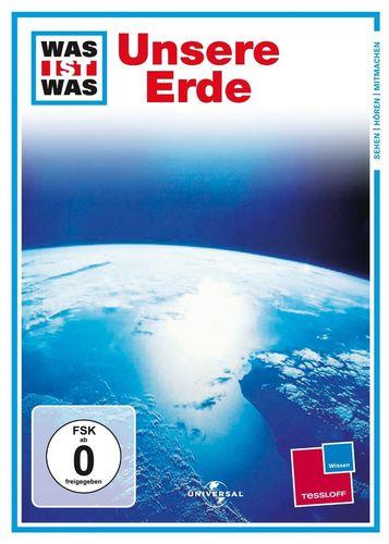 DVD Was ist Was - Unsere Erde / Die Erde TV-Serie  OVP & NEU