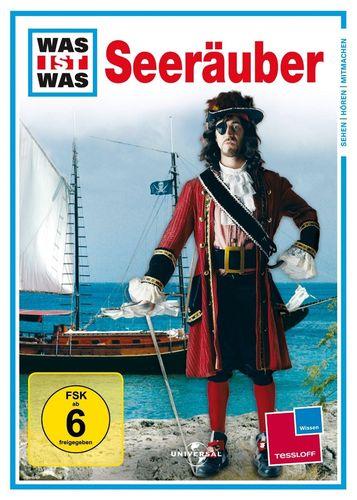DVD Was ist Was - Seeräuber  TV-Serie  OVP & NEU