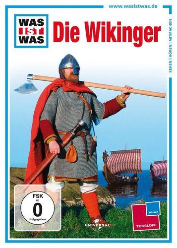 DVD Was ist Was - Wikinger  TV-Serie  OVP & NEU