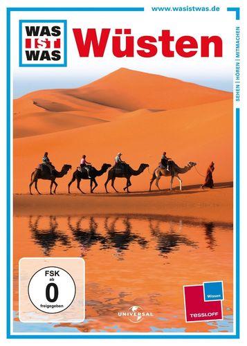 DVD Was ist Was - Wüsten  TV-Serie  OVP & NEU