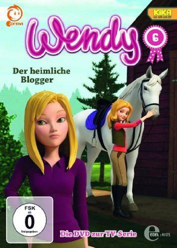 DVD Wendy 06  6 Der heimliche Blogger TV-Serie 2 Folgen  OVP & NEU
