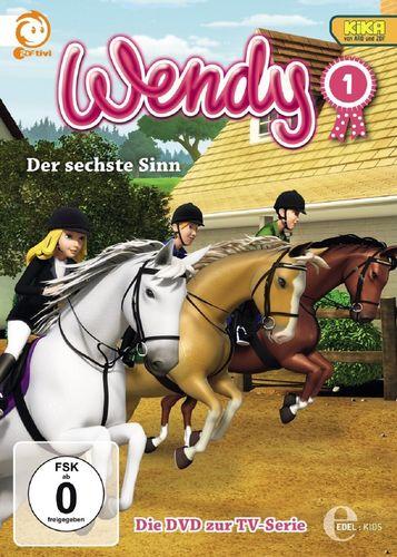 DVD Wendy 01  1 Der sechste Sinn TV-Serie 2 Folgen  OVP & NEU