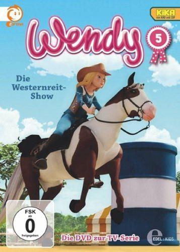 DVD Wendy 05  5 Die Westernreit-Show  TV-Serie 2 Folgen  OVP & NEU