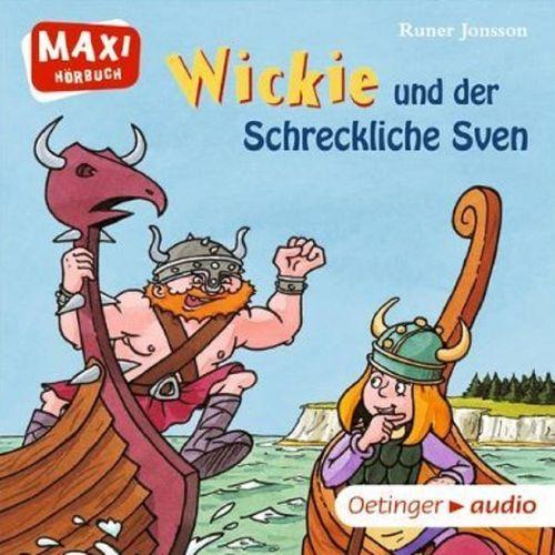 Wickie und die starken Männer Hörbuch CD und der Schreckliche Sven NEU & OVP