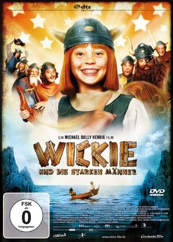 DVD Wickie 1. Kinofilm und die Starken Männer Michael Bulli Herbig Film NEU & OVP
