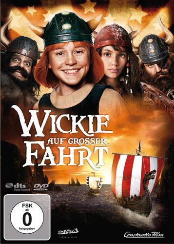 DVD Wickie 2. Kinofilm auf großer Fahrt Michael Bulli Herbig Film NEU & OVP