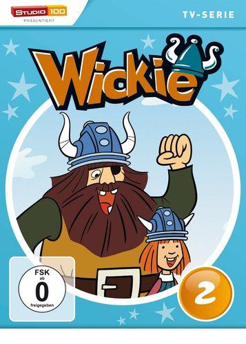 DVD Wickie und die starken Männer Staffel 1.2 Box 2 TV-Serie Folgen 08-13 OVP & NEU