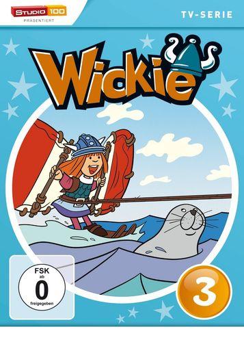 DVD Wickie und die starken Männer Staffel 1.3 Box 3 TV-Serie Folgen 14-20 OVP & NEU
