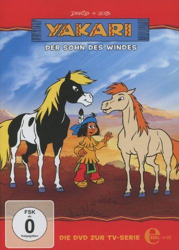 DVD Yakari 16 Der Sohn des Windes  TV-Serie 4 Folgen  OVP & NEU