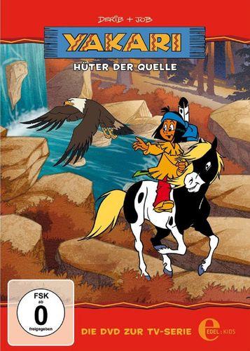 DVD Yakari 20 Hüter der Quelle  TV-Serie 3 Folgen  OVP & NEU