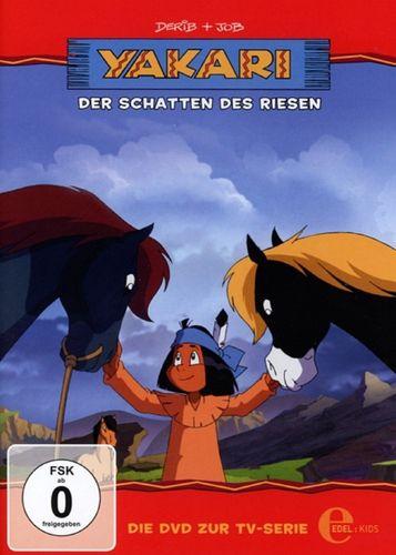 DVD Yakari 23 Der Schatten des Riesen  TV-Serie 4 Folgen  OVP & NEU