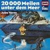 EUROPA - Die Originale Hörspiel CD 006  6 20.000 Meilen unter dem Meer Europa NEU & OVP