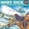 EUROPA - Die Originale Hörspiel CD 008  8 Moby Dick Europa NEU & OVP