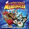 Madagascar 4 Hörspiel CD Fröhliches Madagascar Kinofilm Film Weihnachts Sepcial Edel Kids NEU