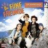 5 Fünf Freunde Lieder CD der Kinofilm 1 - von 2011 / 2012 Original Soundtrack zum Kino Film NEU