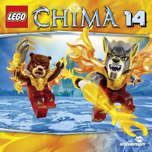 LEGO ® Legends of Chima Hörspiel CD 014 14 Ein Funken Hoffnung Universum Kids NEU & OVP