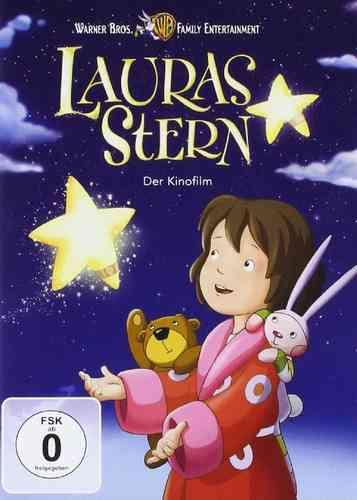 DVD Lauras Stern Kinofilm 1 - Der Kinofilm NEU & OVP