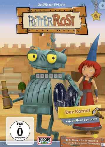 DVD Ritter Rost 06 6 - Der Komet zu TV-Serie 5 Episoden NEU & OVP