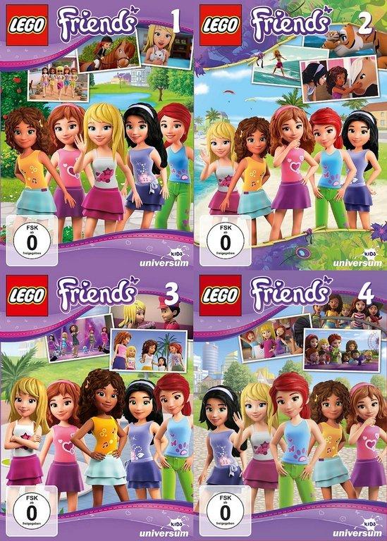 Friends Dvd Komplette Serie
