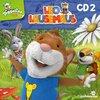 Leo Lausemaus Hörspiel CD 002  2 Babysitter? Nein Danke!  TV-Serie Episode 10-18  Universum Kids NEU