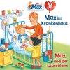 Typisch Mein Freund Max Hörspiel CD 015 15 Max im Krankenhaus + Max und der Läusealarm NEU & OVP