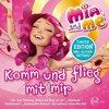 Mia and Me CD Komm und flieg mit mir Liederalbum Lieder rosa TV-Serie Edel Kids NEU