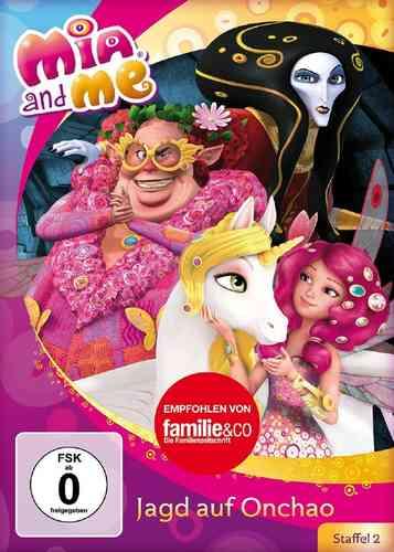 DVD Mia and Me 15 Jagd auf Onchao Staffel 2 2 TV-Serie 03+04 OVP & NEU