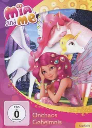 DVD Mia and Me 17 Onchaos Geheimnis Staffel 2 4 TV-Serie 07+08 OVP & NEU
