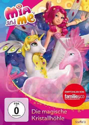 DVD Mia and Me 19 Die magische Kristallhöhle Staffel 2 6 TV-Serie 11+12 OVP & NEU