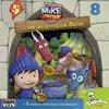Mike der Ritter Hörspiel CD 008 8 und das ritterliche Zelten 4 Geschichten  Europa NEU & OVP