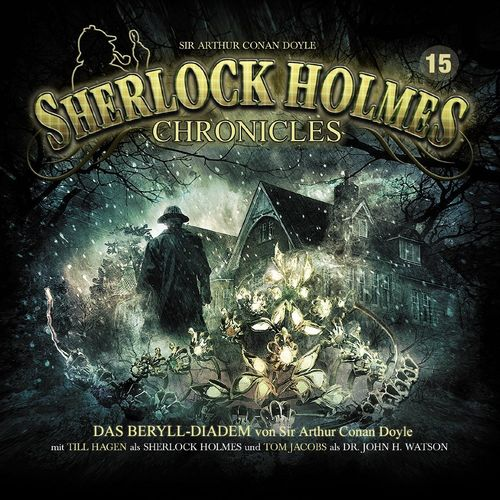 Sherlock Holmes Chronicles Hörspiel CD 015 15 Das Beryll-Diadem NEU & OVP