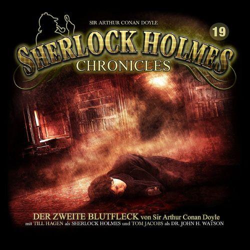 Sherlock Holmes Chronicles Hörspiel CD 019 19 Der zweite Blutfleck NEU & OVP