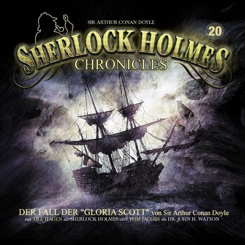Sherlock Holmes Chronicles Hörspiel CD 020 20 Der Fall der Gloria NEU & OVP