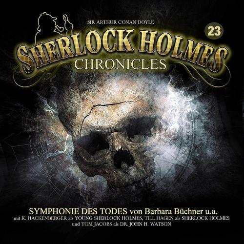 Sherlock Holmes Chronicles Hörspiel CD 023 23 Symphonie des Todes NEU & OVP