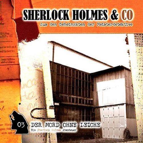 Sherlock Holmes & Co Hörspiel CD 003 3 Der Mord ohne Leiche NEU & OVP