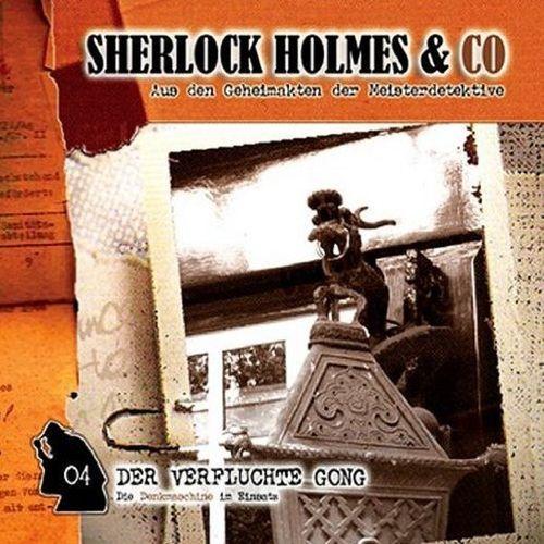 Sherlock Holmes & Co Hörspiel CD 004 4 Der verfluchte Gong NEU & OVP