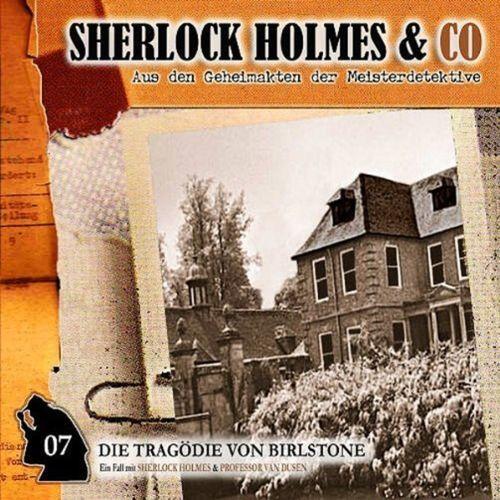 Sherlock Holmes & Co Hörspiel CD 007 7 Die Tragödie von Birlstone NEU & OVP