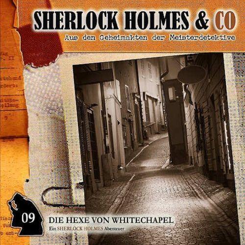 Sherlock Holmes & Co Hörspiel CD 009 9 Die Hexe von Whitechapel NEU & OVP