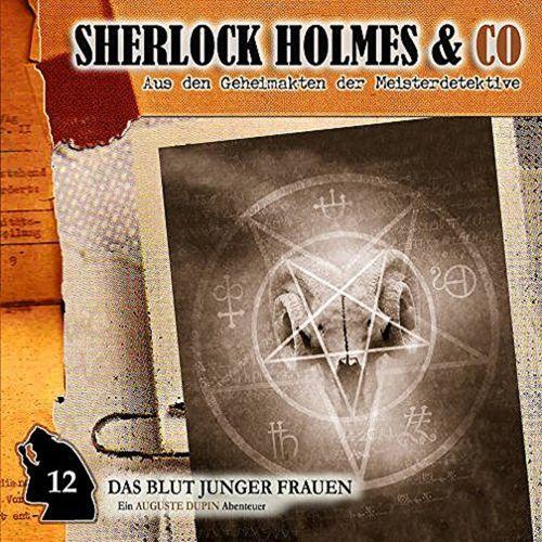 Sherlock Holmes & Co Hörspiel CD 012 12 Das Blut junger Frauen  NEU & OVP