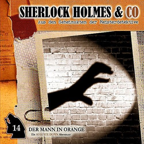 Sherlock Holmes & Co Hörspiel CD 014 14 Der Mann in Orange  NEU & OVP