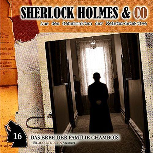 Sherlock Holmes & Co Hörspiel CD 016 16 Das Erbe der Familie De Chambois  NEU & OVP